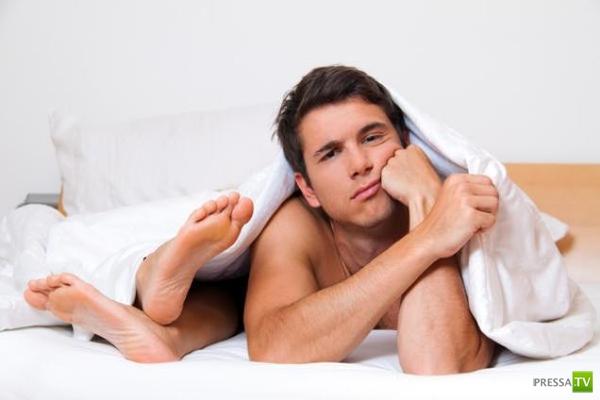 Гормон любви окситоцин удержит мужчину от измены (4 фото)