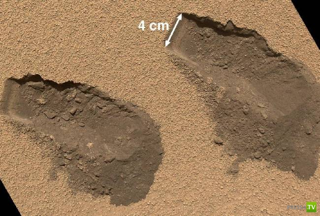 На Марсе жизни нет ...
