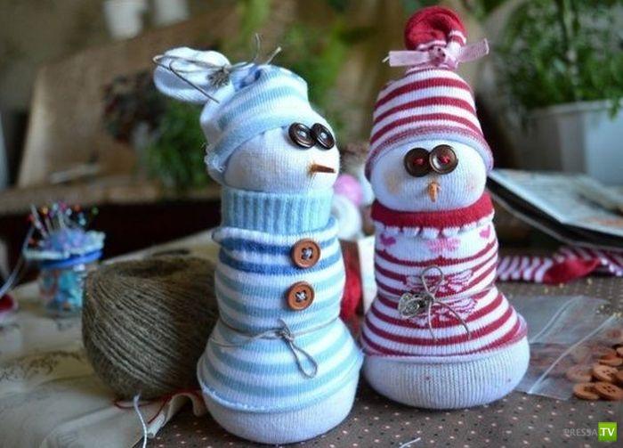 Новогодние украшения своими руками венок новогодний