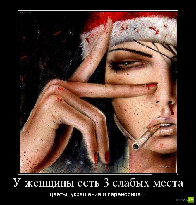 Демотиваторы на декабрь 11 (30 фото)