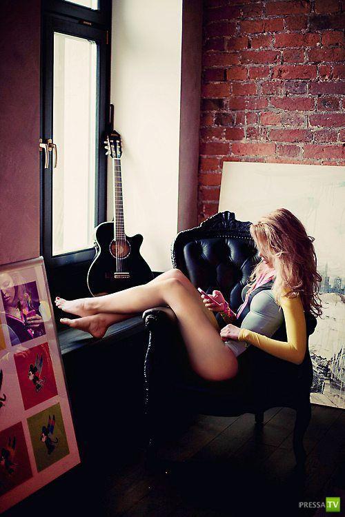 Девушки с красивыми ножками (40 фото)