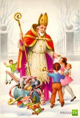 День святого Николая (3 фото)