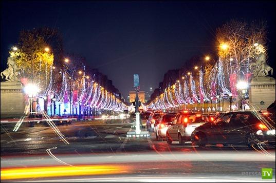 Как встречают Новый Год в разных странах мира (9 фото)