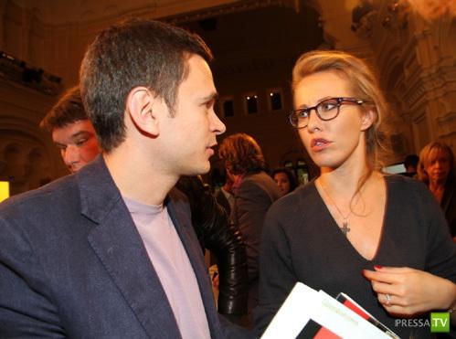 Яшин нашел замену Ксении Собчак (3 фото)