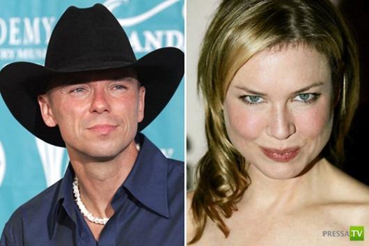 Самые короткие браки американских знаменитостей... (13 фото)