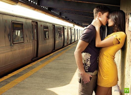 Интересные факты о любви...