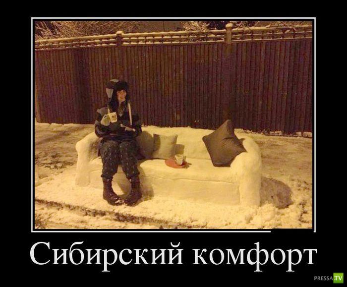 Демотиваторы на январь 30 (30 фото)