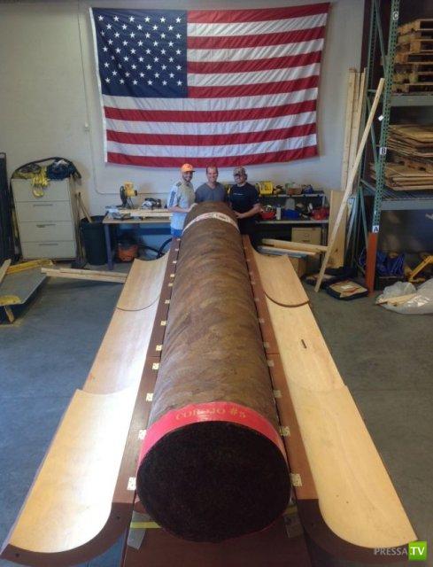 Шестиметровая сигара - самая большая в мире... (2 фото)
