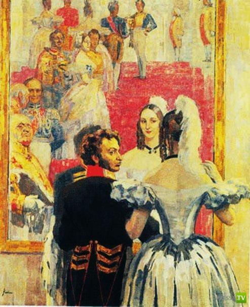 Мифы и легенды о трагической дуэли Пушкина (7 фото)