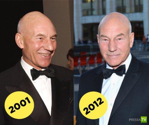 Нестареющие знаменитости (16 фото)