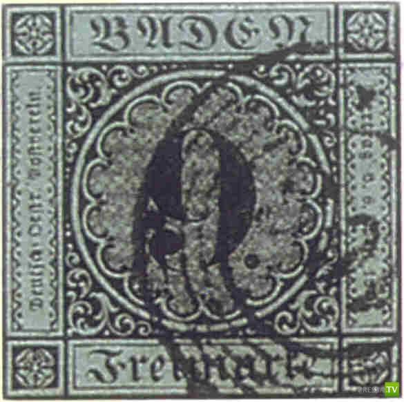 10 самых дорогих марок в мире (10 фото)