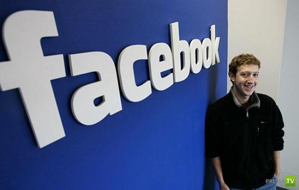 35 любопытных фактов о Facebook...