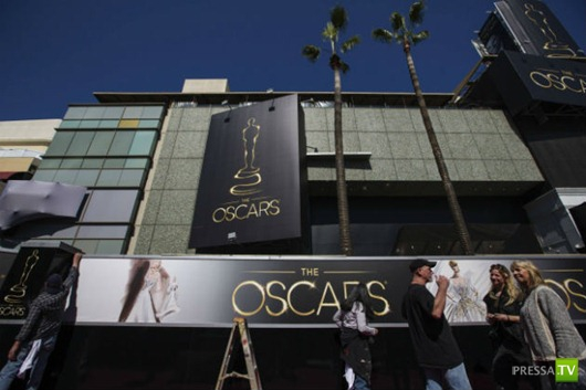 """В Лос-Анджелесе вручили премии Американской киноакадемии """"Оскар"""" (18 фото)"""
