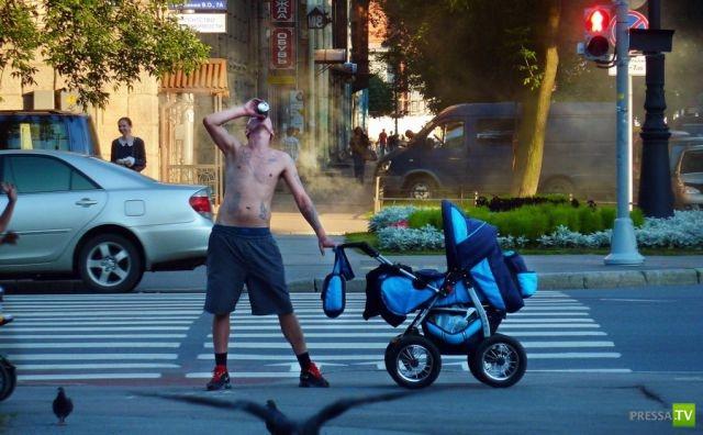 Родители - моральные уроды. Жесть !!! (50 фото)