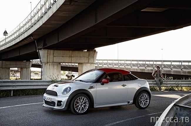 Самые уродливые автомобили 2012 года (10 фото)
