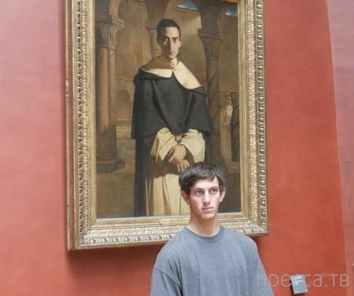 Двойники музейных экспонатов. Может, родственники? (6 фото)