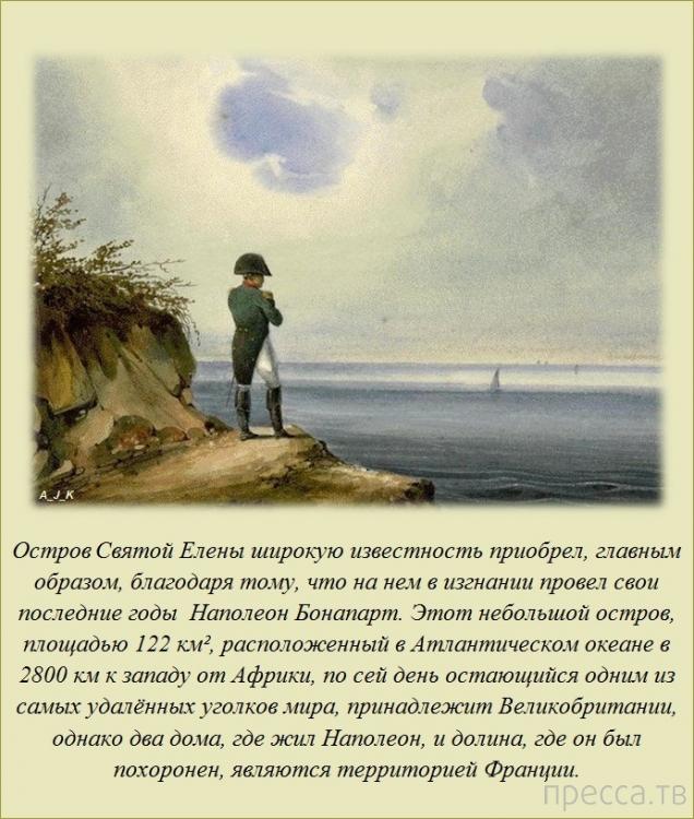 Интересные факты обо всем на свете, часть 19 (20 фото)