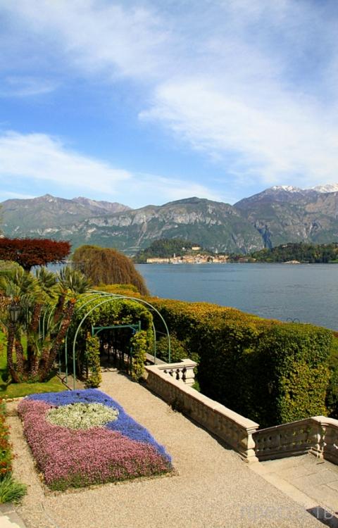 Жемчужина Италии - озеро  Como (15 фото)