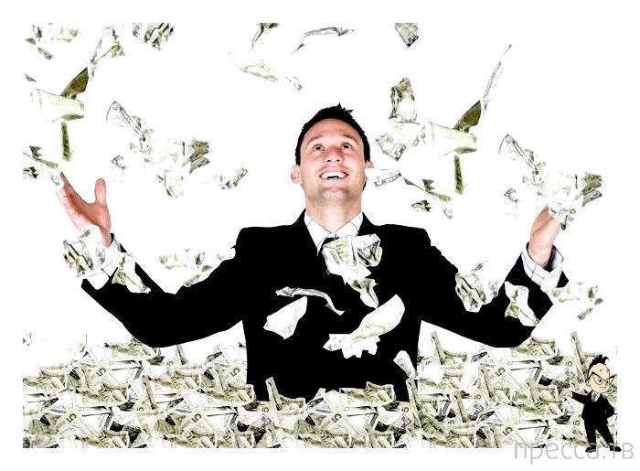 Деньги и знаки Зодиака. А вас деньги любят? (13 фото)