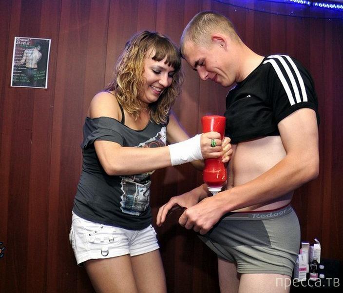 Как сделать девушку в омске