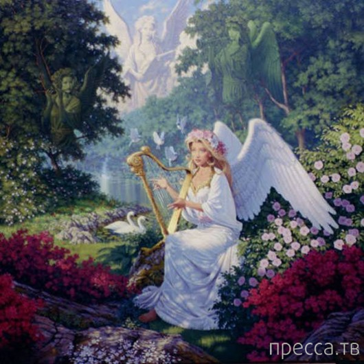 Какой у вас Ангел-хранитель?