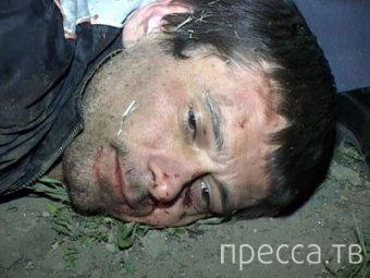"""Задержание """"белгородского стрелка"""" (2 фото + видео)"""
