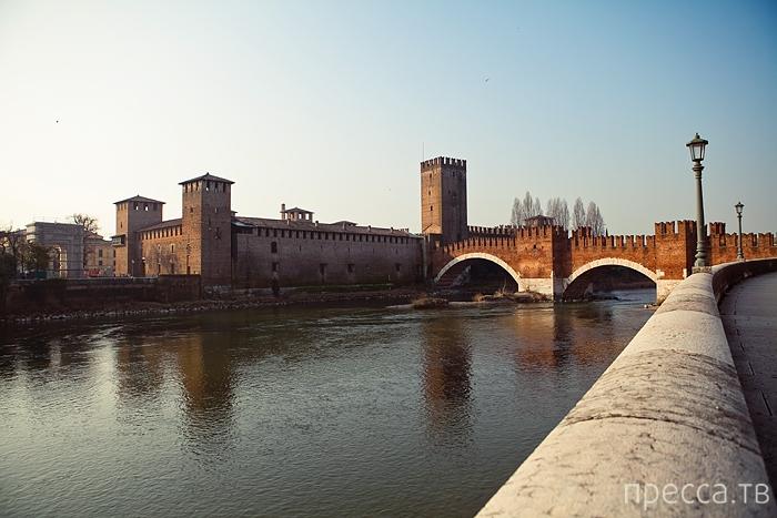 Италия. Романтическая Верона (32 фото)