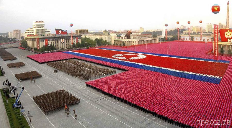 Неизвестные факты о Северной Корее
