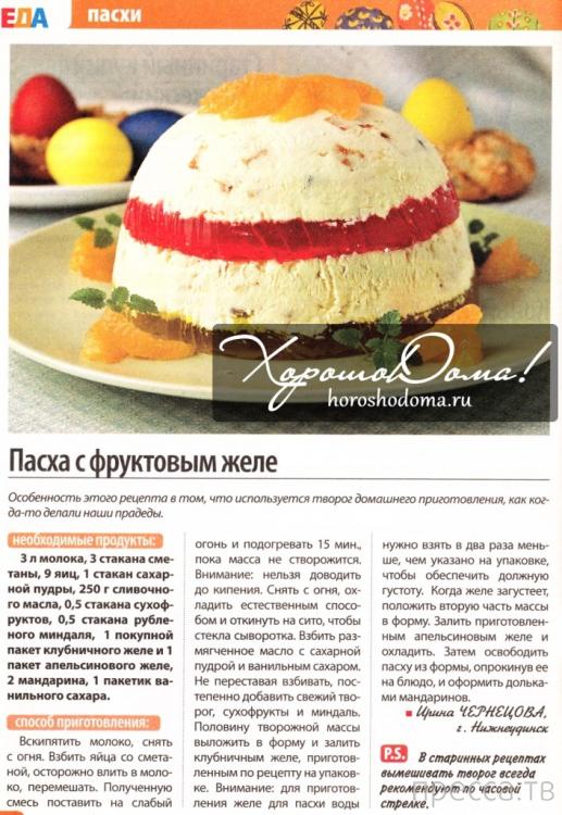 Рецепты пасхальных куличей (9 фото + 4 видео))
