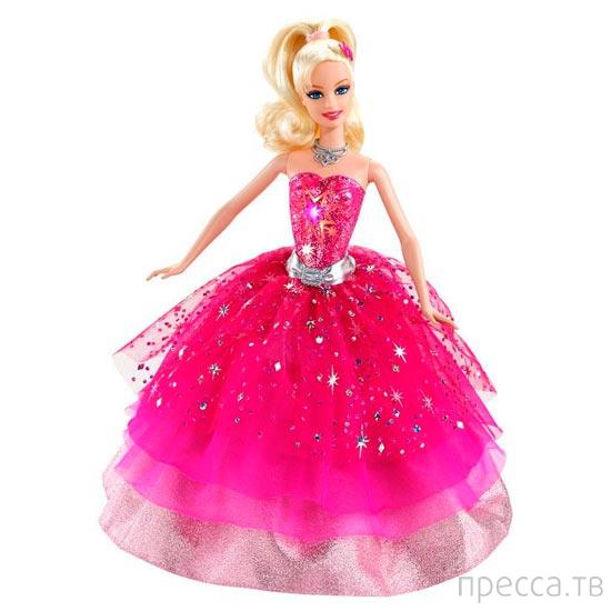 Пропорции Барби не имеют отношения к реальным девушкам (4 фото)
