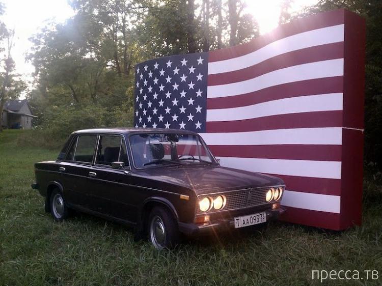 Что русскому хорошо, то американцу – «10 вещей, которые он никогда не делал, пока не пожил в России»