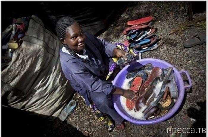 Необычное африканское производство (6 фото)