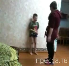 Избиение детей в российском детдоме (16+) ... (фото + видео)