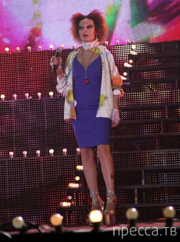 Жанна Агузарова сильно изменилась (2 фото + видео)