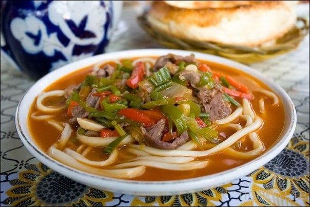 Первые блюда разных народов... 1370233731_lagman