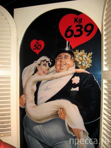 Италия. Сан-Марино: Музей Рекордов Гиннеса (46 фото)