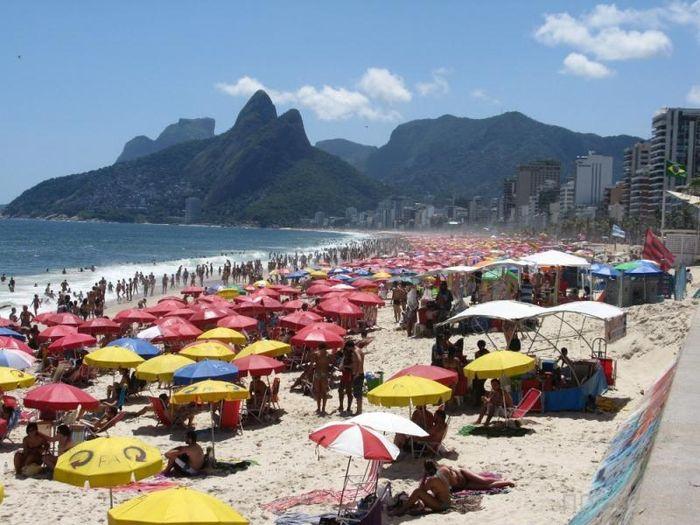 Топ 10: Самые опасные пляжи мира (10 фото)