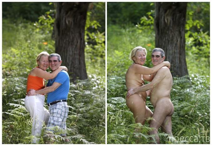 Семейные фото голыми в контакте