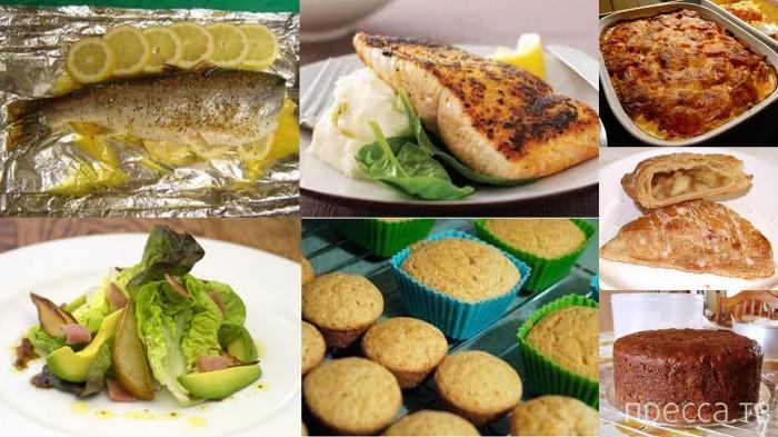 Вкуснятинка: 10 рецептов из трех и менее ингредиентов (11 фото)