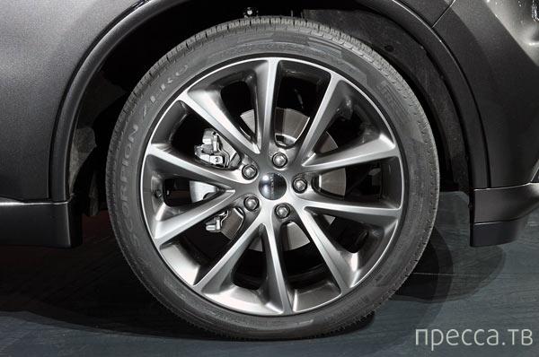 Новинка-2014: Dodge Durango (12 фото)