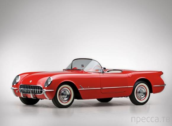 Chevrolet Corvett исполнилось 60 лет!!! (8 фото)