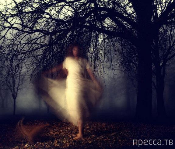 Что наука и логика говорят о существовании привидений...