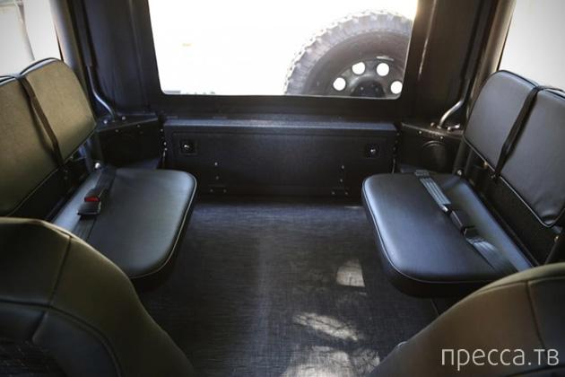 Воссоздание классики: Toyota Icon FJ44 (6 фото)