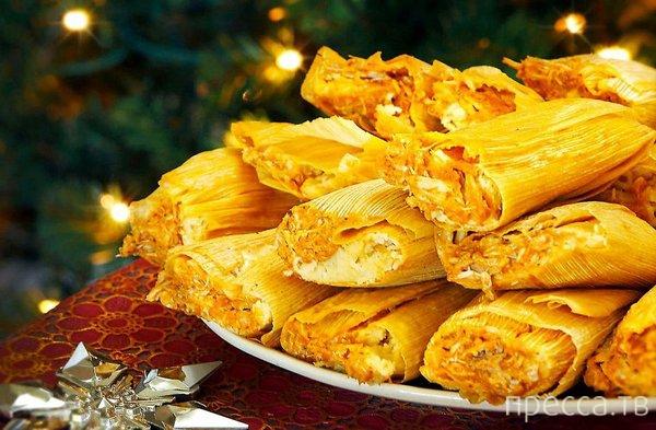 Лучшие блюда мексиканской уличной кухни (5 фото)
