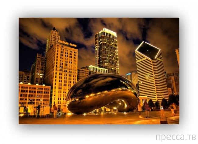 Что не стоит делать в Чикаго...