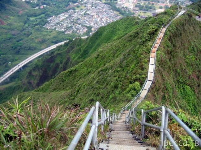 Самые красивые лестницы мира (14 фото)