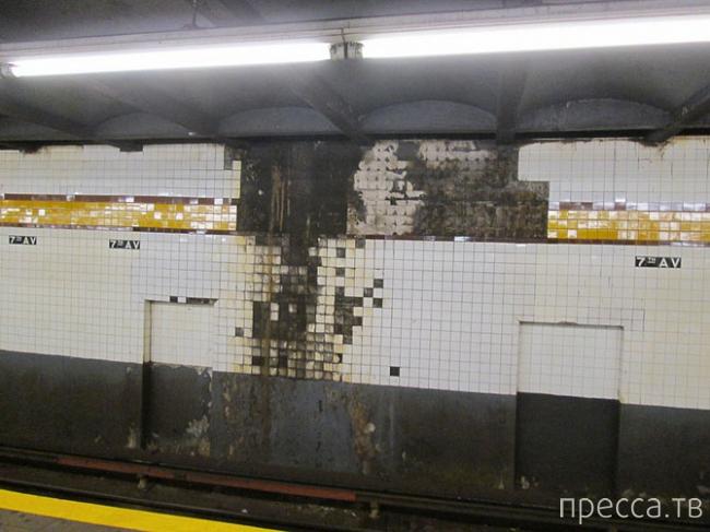Изнанка Нью-Йорка (6 фото)
