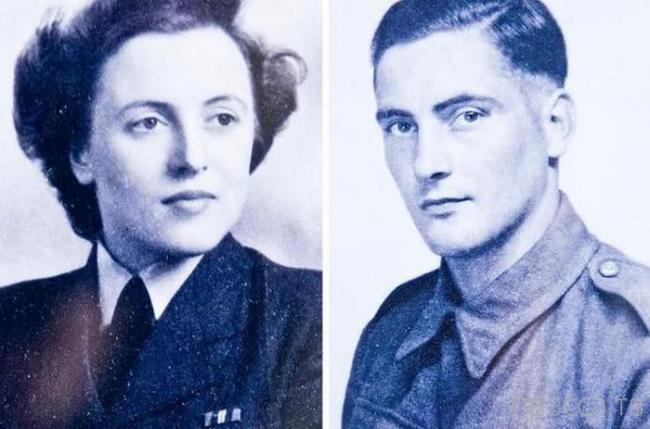 Свадьба состоялась спустя 70 лет (2 фото)