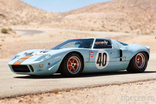 Топ 9: Самые дорогие раритетные автомобили, проданные на аукционах (9 фото)
