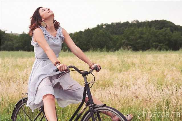 """Велосипедное сиденье для женщин """"Счастливая поездка"""" (3 фото)"""